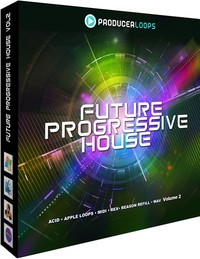 Producer Loops Future Progressive House Vol 2