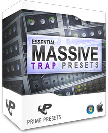 Prime Loops Essential Trap Presets for Massive