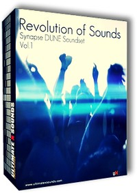 Ultimate X Sounds Revolution of Sounds Vol 1