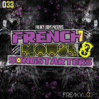Freaky Loops French House Songstarters 3