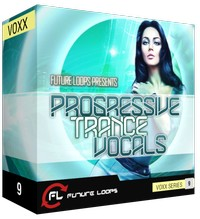 Future Loops Progressive Trance Vocals