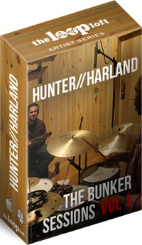 Hunter/Harland Bunker Sessions Vol 1