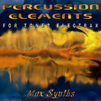 MaxSynths Percussion Elements