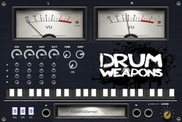 Music Weapons Drum Weapons