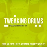 DirtyBerlin Drumsynth Kit