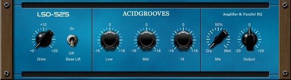 Acidgrooves LSD-525