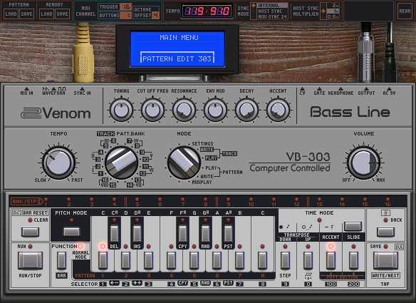 Antto Venom VB-303