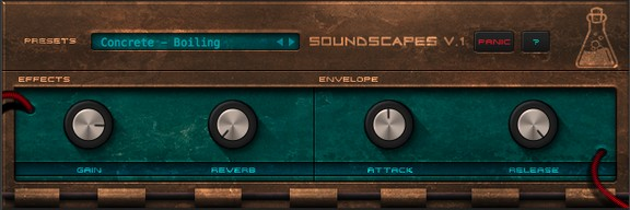 AudioThing Soundscapes Vol. 1
