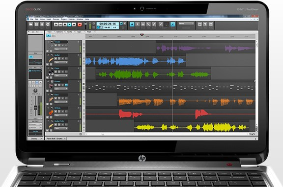 Cakewalk Music Creator 6 Touch