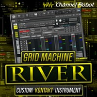 Channel Robot Grid Machine River