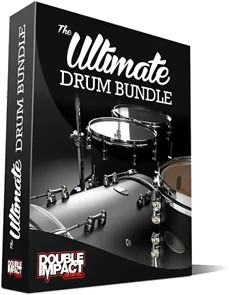 Double Impact Ultimate Drum Bundle