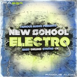 Famous Audio New School Electro