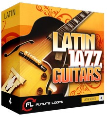 Future Loops Latin Jazz Guitars