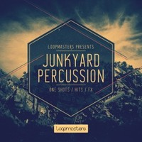 Loopmasters Junkyard Percussion