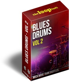The Loop Loft Blues Drums Vol 2