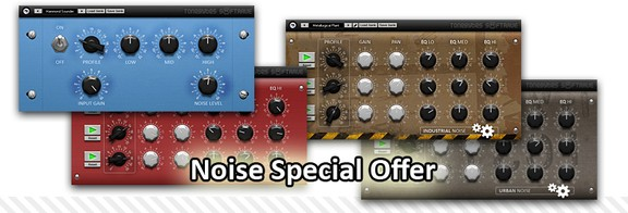 ToneBytes Noise Special Offer