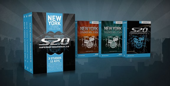 Toontrack New York Series Collection