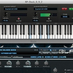 Rob Papen RP-Dock (with Blade)
