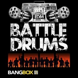 BangBox EDM Battle Drums