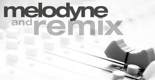 Celemony melodyne and remix