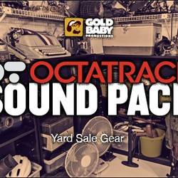 Goldbaby Yard Sale Gear Sound Pack
