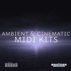 Equinox Sounds Ambient & Cinematic MIDI Kits