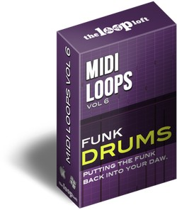 The Loop Loft Funk Drums