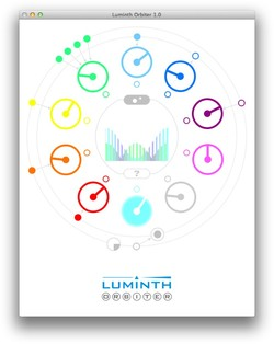 Luminth Orbiter