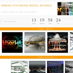 Spring Synthesis ReFill Bundle