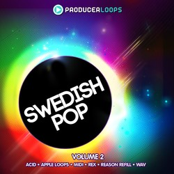 Producer Loops Swedish Pop Vol 2