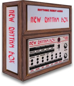Rhythmic Robot New Rhythm Box