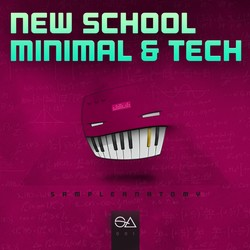 Sample Anatomy New School Minimal & Tech
