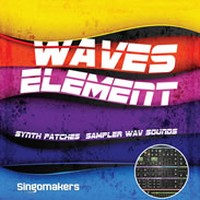 Singomakers Waves Element