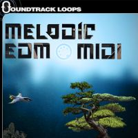 Soundtrack Loops Melodic EDM MIDI