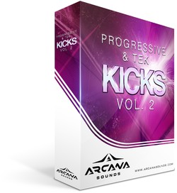 Progressive & Tek Kicks Vol 2