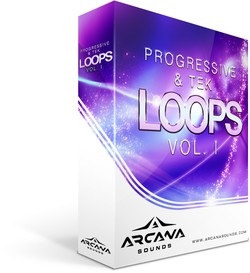 Progressive & Tek Loops Vol 1