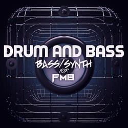 ADSR Sounds Drum & Bass for FM8
