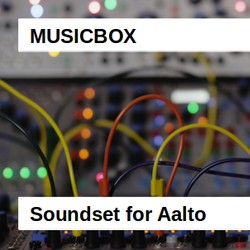 Complex Musicbox for Aalto