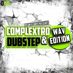 Freaky Loops Complextro & Dubstep Wav Edition