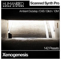 Xenogenesis for Scanned Synth Pro