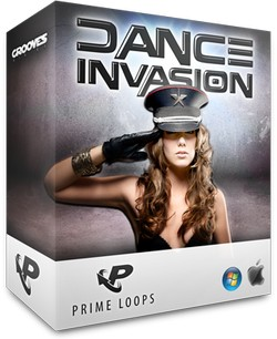 Prime Loops Dance Invasion