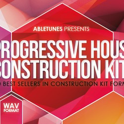 Abletunes Progressive House Construction Kits Vol.1