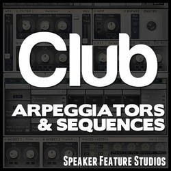 ADSR Club Arpeggiators & Sequences