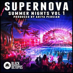 Black Octopus Supernova Summer Nights