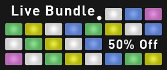 Cluster Sound Live Bundle