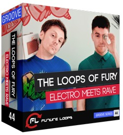 The Loops Of Fury Electro Meets Rave