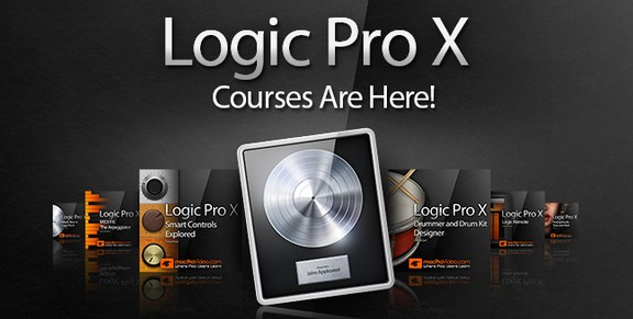 macProVideo Logic Pro X courses