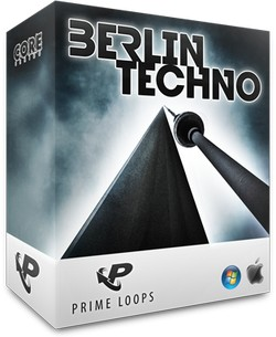 Prime Loops Berlin Techno