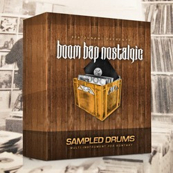 Producers Choice Boom Bap Nostalgic drum kits for NI Kontakt