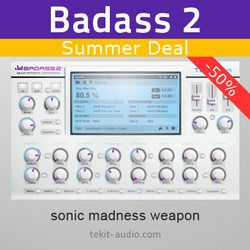 Tek'it Audio Summer Deal